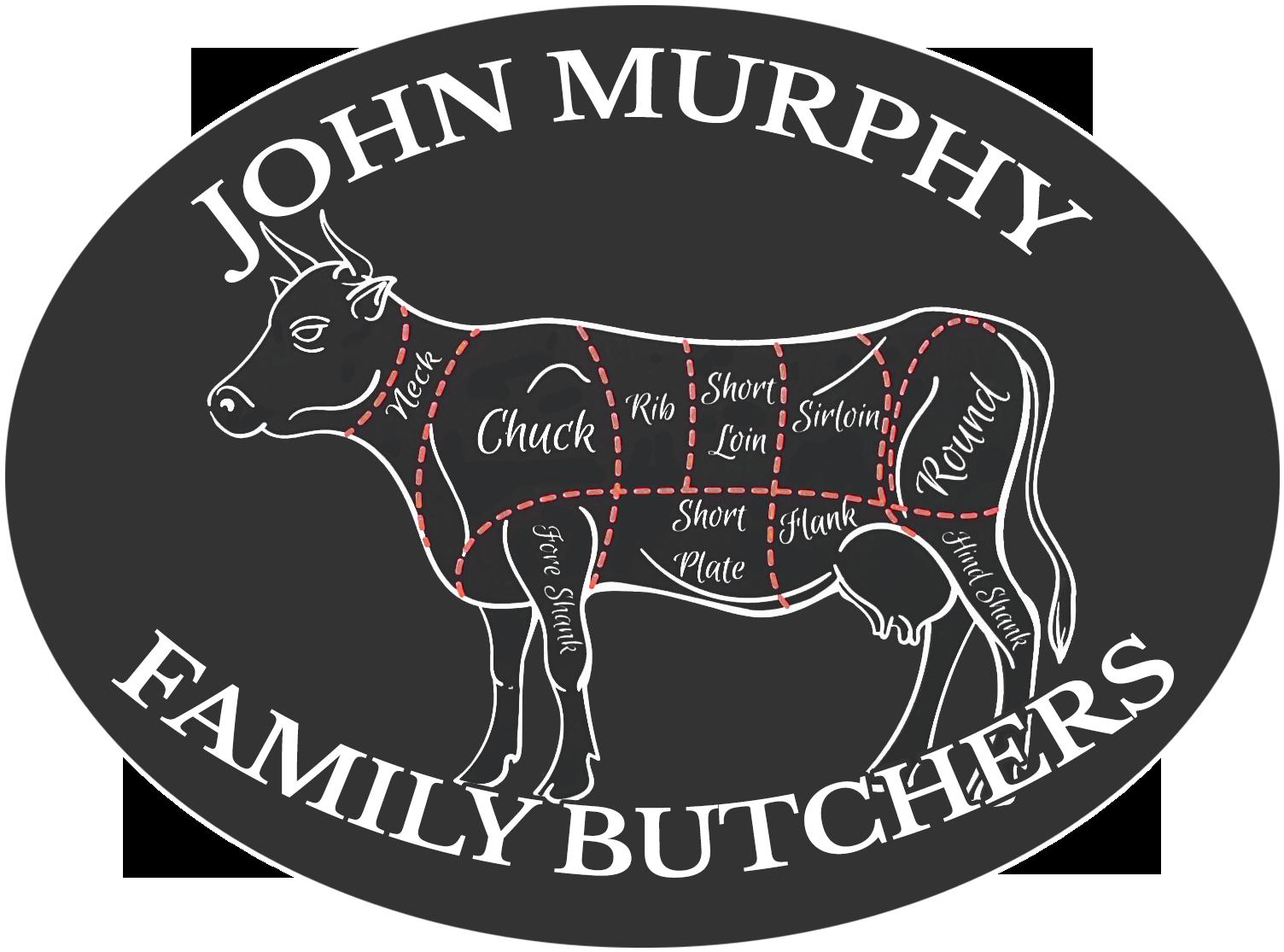 John Murphy Family Butcher logo